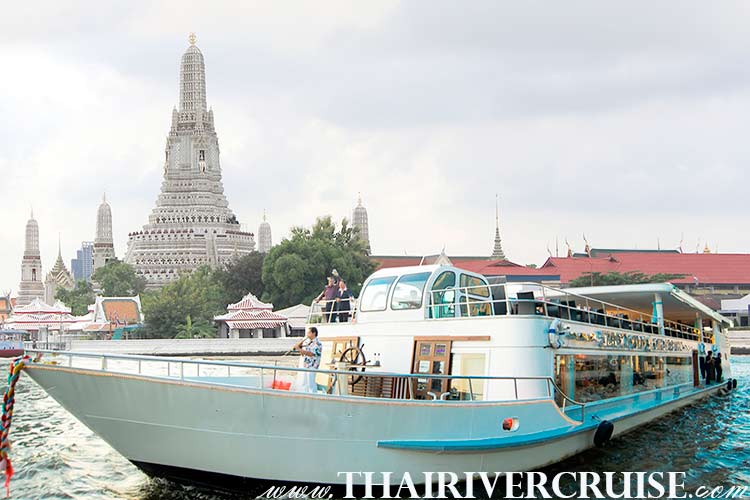 AYUTTHAYA FULL DAY TOUR BY WHITE ORCHID RIVER CRUISE