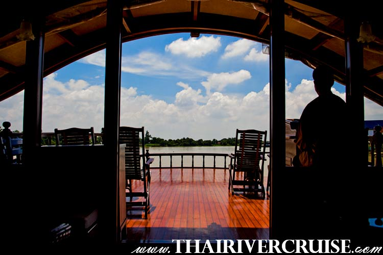 Cruise to Ayutthaya from Bangkok by Mekhala Cruise 2 Days 1 Night