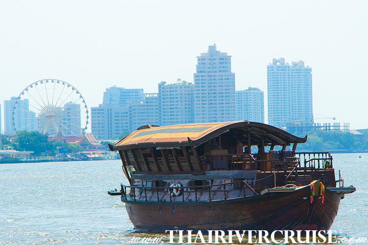 Ayutthaya Overnight Cruise by Mekhala Cruise