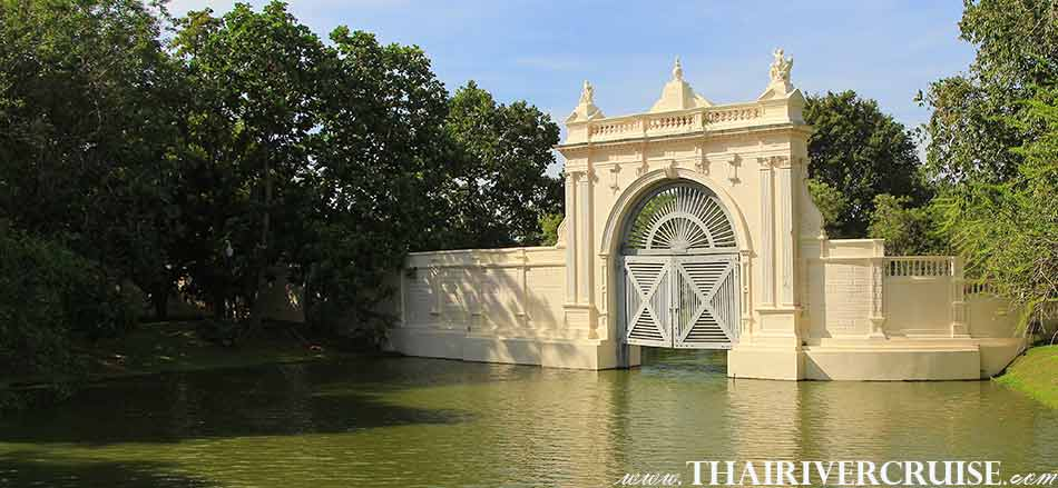 Summer Palace Bang Pa-In is famous for its royal palace witch many tourist attraction in this palace.Originally,there was a riverine island.When King Phrasart Thong ,Grand Pearl Cruise Ayutthaya