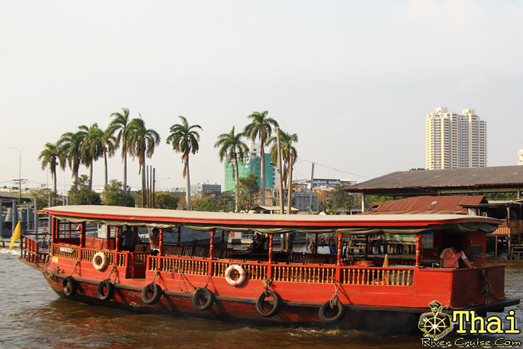 Bangkok Canal Tour by Rice Barge Cruise and Express Bus Boat visit Bangkok Noi Canal Every Day in Bangkok at time: 14.30 -16.30 hrs.