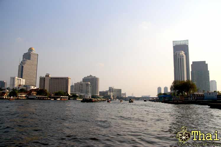 Chaophraya River Bangkok, Bangkok Canal Tour.