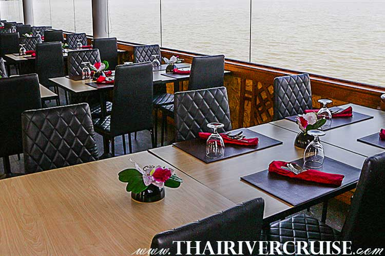 Welcome Aboard River Cruise, Bangkok Sightseeing Tour with River Cruise Trip