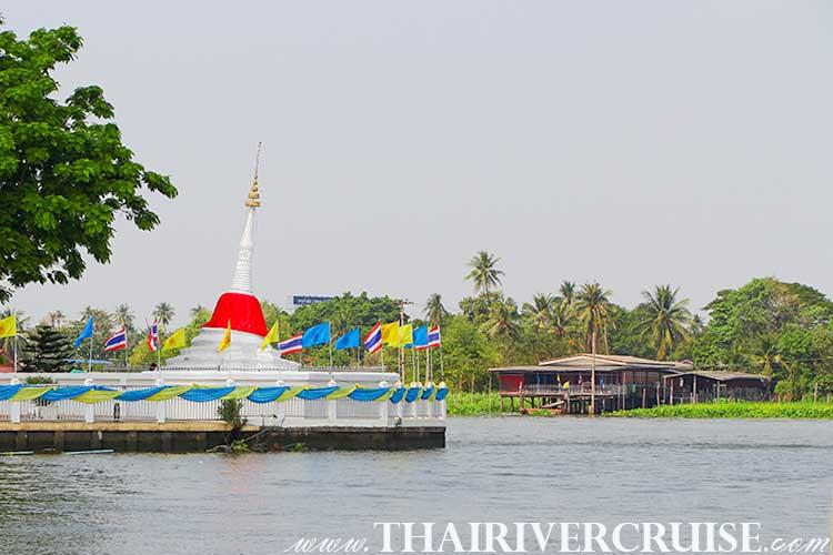 Kohkred Island, Bangkok Sightseeing Tour with River Cruise Trip