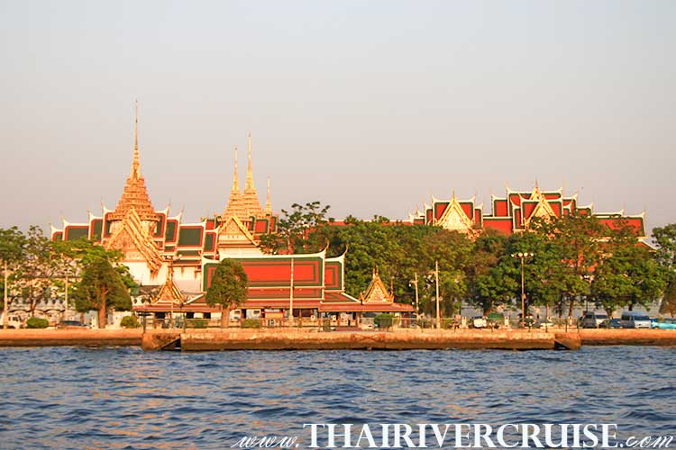 Grand Palace, Bangkok Sightseeing Tour with River Cruise Trip