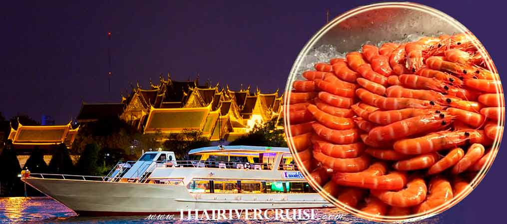 Chao Phraya Princess Cruise, Bangkok Dinner Cruise Promotion Discount Cheap Ticket Price Offers