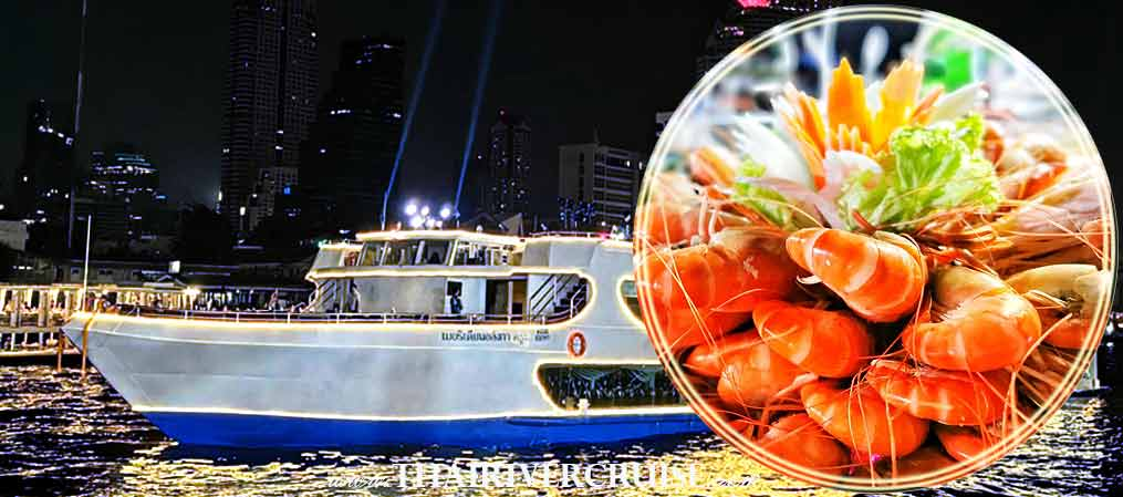 Meridian Alangka Cruise, Bangkok Dinner Cruise Promotion Discount Cheap Ticket Price Offers