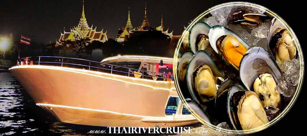Meridian Cruise, Bangkok Dinner Cruise Promotion Discount Cheap Ticket Price Offers