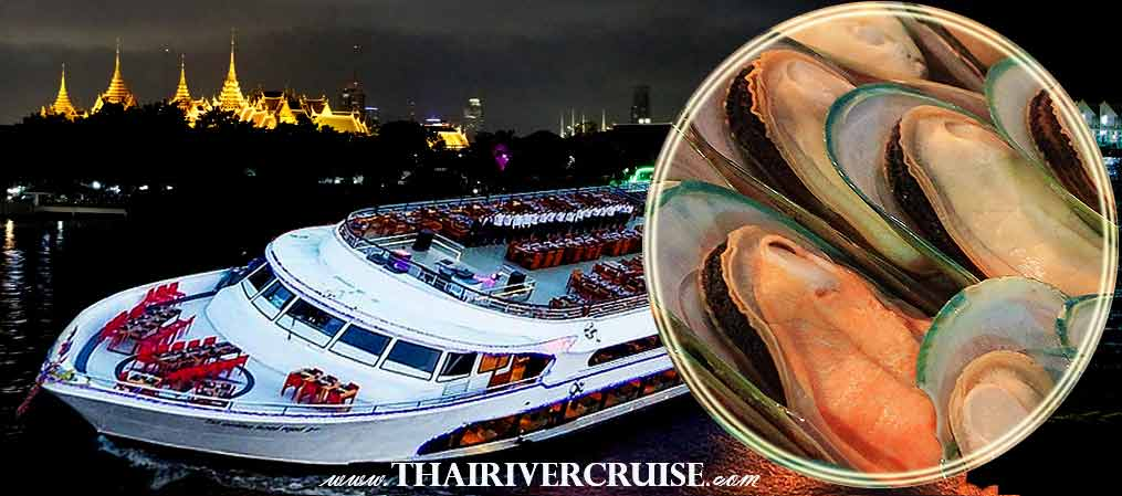 White Orchid River Cruise, Bangkok Dinner Cruise Promotion Discount Cheap Ticket Price Offers