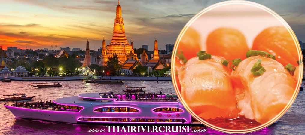 Wonderful Pearl Cruise, Bangkok Dinner Cruise Promotion Discount Cheap Ticket Price Offers