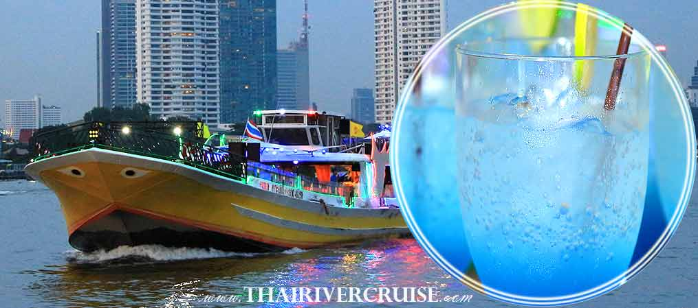 Yod Siam Boat Sunset Dinner Cruise, Bangkok Dinner Cruise Promotion Discount Cheap Ticket Price Offers