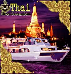 Chao Phraya Cruise Dinner Cruise Bangkok,Thailand