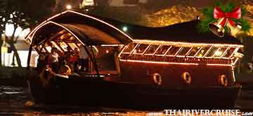 Places to Celebrate Christmas in Bangkok Loy Nava Cruise