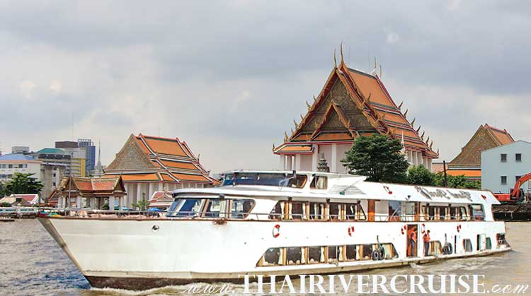 Ayutthaya Day Tour by Grand Pearl Cruise