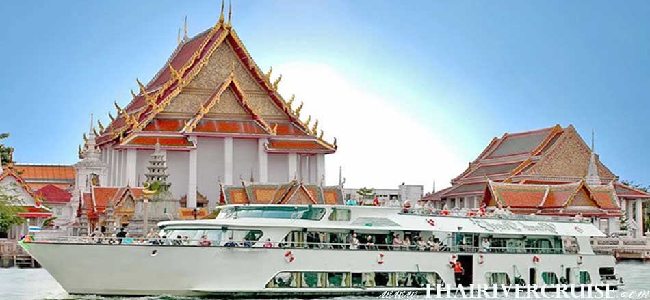 Grand Pearl Cruise Ayutthaya Day Tour from Bangkok Daily Tour
