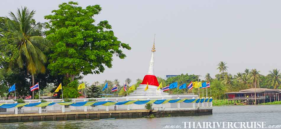 Kohkred Island, Nonthaburi Province ( เกาะเกร็ด ) Chaophraya River Attraction Bangkok,Thailand
