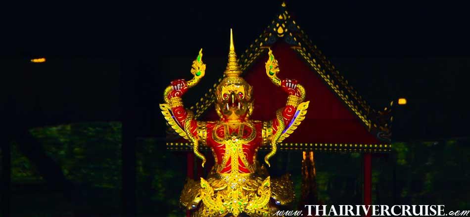 NATIONAL MUSEUM OF ROYAL BARGES,Canal Tour Bangkok Rice Barge Klong Tour Bangkok Thailand