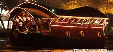 Loy Nava New Year Dinner Cruise Countdown Bangkok Thailand