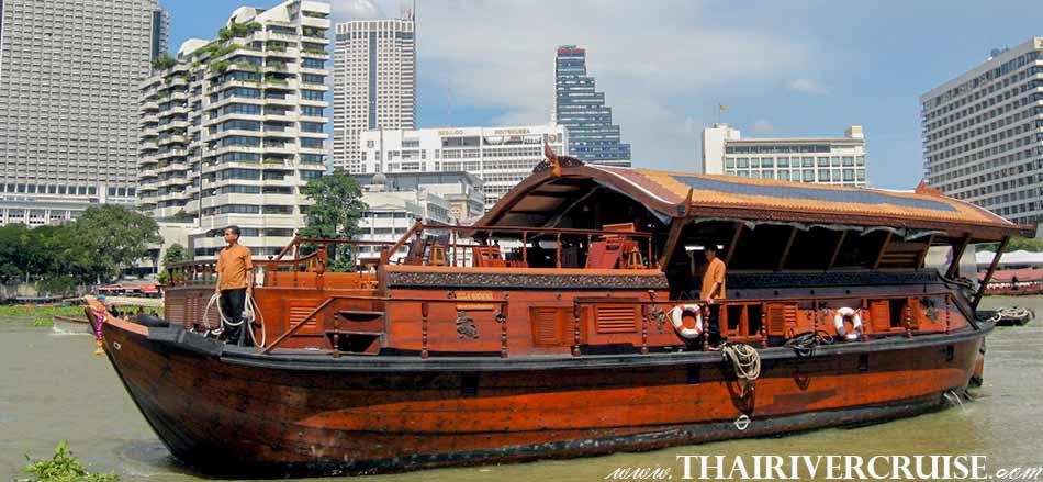 ล่องเรือ เมขลา ครูซส์ แพ็คเกจ ทัวร์อยุธยา 2วัน 1คืน พร้อมห้องพัก บนเรือ ล่องแม่น้ำเจ้าพระยา