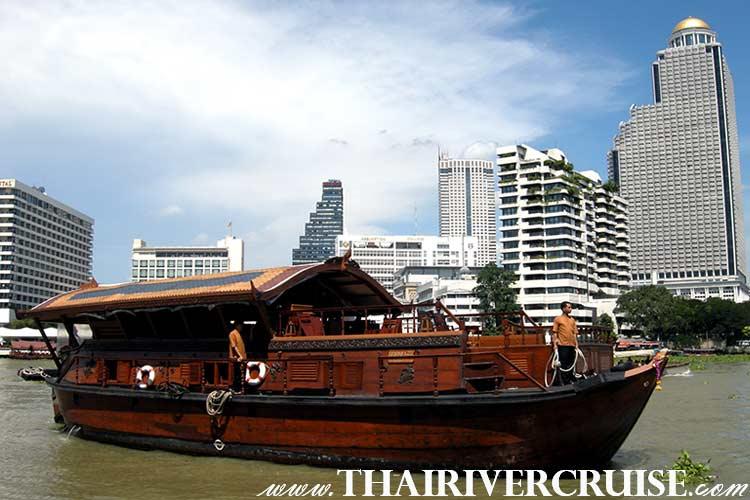 สิ้นสุดการเดินทาง ประมาณเวลา 09.30 น. คนรถรอรับที่ท่าเรือ พร้อมส่งท่านกลับโรงแรม ที่พักในกรุงเทพมหานคร.