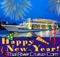 New years eve Bangkok Dinner Cruise by River Star Princess Cruise