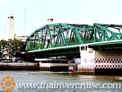 สะพานพระพุทธยอดฟ้า หรืด สะพานพุทธ ท่องเที่ยว ล่องแม่น้ำเจ้าพระยา เที่ยวอยุธยา เต็มวัน
