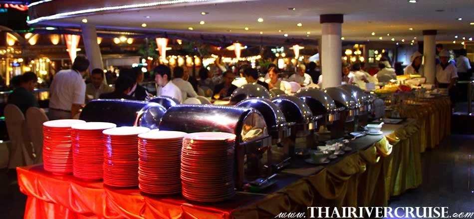 Charter Private Dinner Cruise Bangkok Chaophraya River Dinner Cruise Thailand