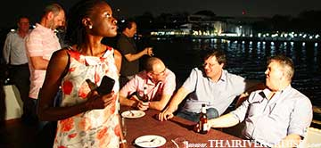 Private Dinner Cruise Bangkok Charter Private Cruise Boat Rental Bangkok Thailand