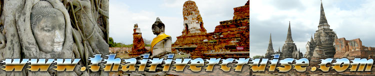 Private Ayutthaya River Cruise