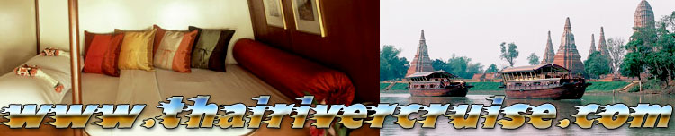 Ayutthaya Overnight Private Cruise from Bangkok to Ayutthaya 2 Days 1 Night