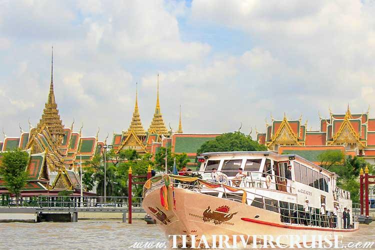 One day trip to ayutthaya from Bangkok, Ayutthaya River Cruise by River Sun Cruise