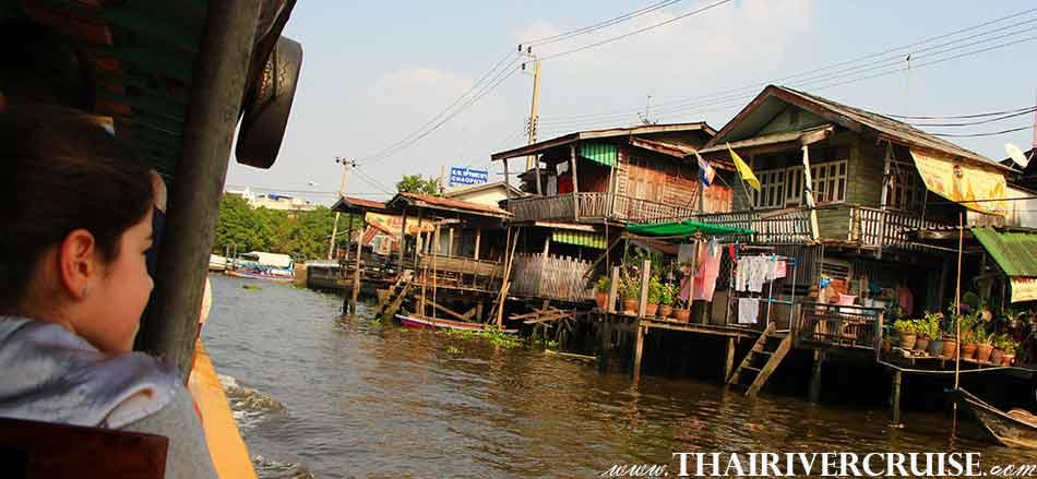 ทัวร์คลอง บางกอกน้อย ล่องเรือ เที่ยวคลอง แม่น้ำเจ้าพระยา ล่องเรือ ตามรอย การคมนาคม และ ขนส่ง ในอดีต ทริปท่องเที่ยวคลอง