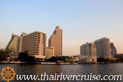 The 5 Star River Hotels Bangok. ( โรงแรมระดับ 5 ดาว ริมน้ำเจ้าพระยา )