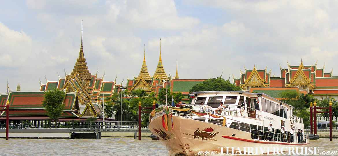 Ayutthaya Day Tour by River Sun Cruise with Lunch from Bangkok to Ayutthaya Thailand