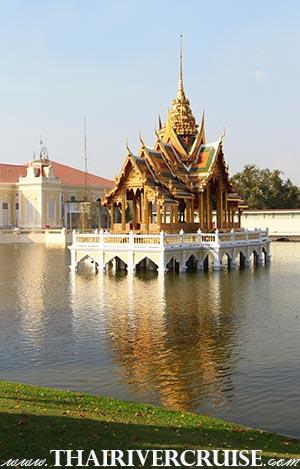 Summer Palace Bang Pa In Ayutthaya,Thailand