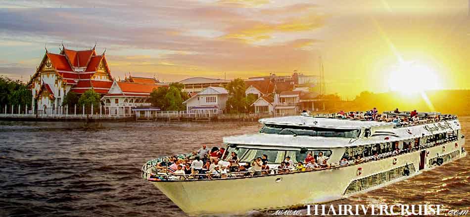 Sunset Cruise BangkokGrand Pearl Cruise