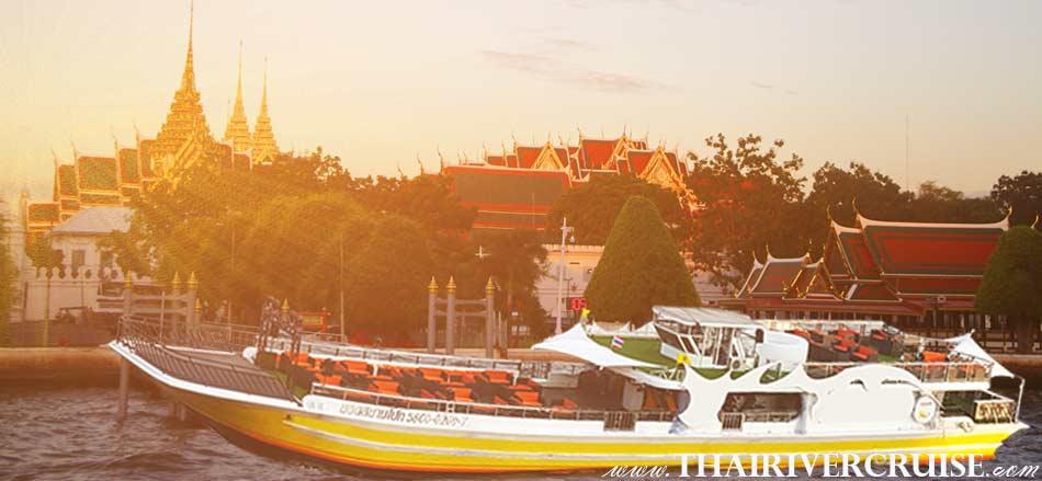 Sunset Cruise Bangkok Yod Siam River Cruise