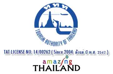 Thailand Travel Bangkok Tour under Thailand travel business license of Tourism Authority of Thailand ( TAT ) was established on the 15th October 2004