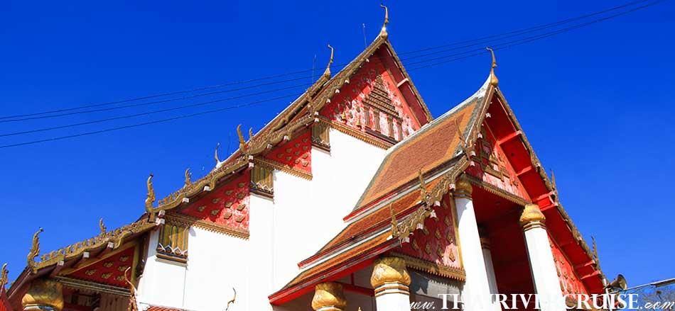 Wihan Phra Mongkon Bophit, Ayutthaya Day Tours from Bangkok