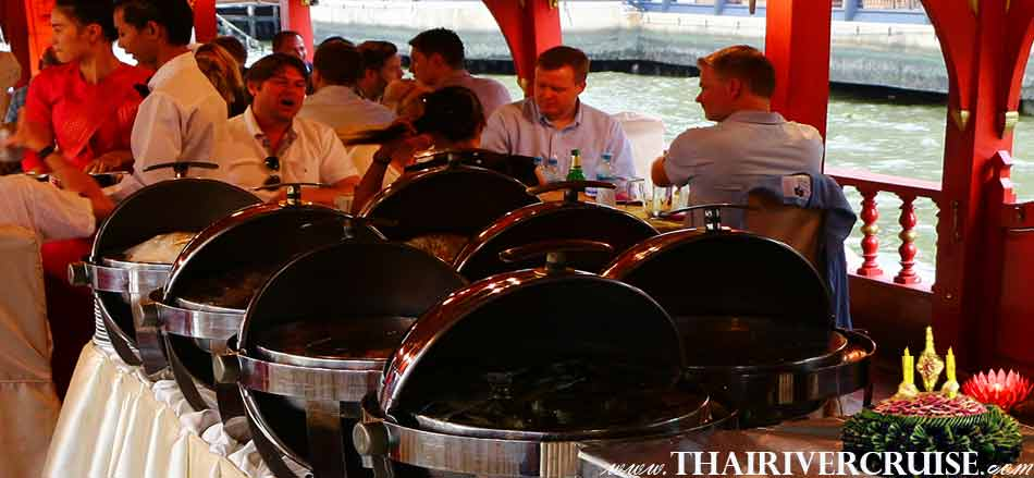 Loykratong Boat Restaurant Dinner Bangkok Wanfah Boat Thailand, Loy Krathong Bangkok Best Place Wanfah Dinner Cruise