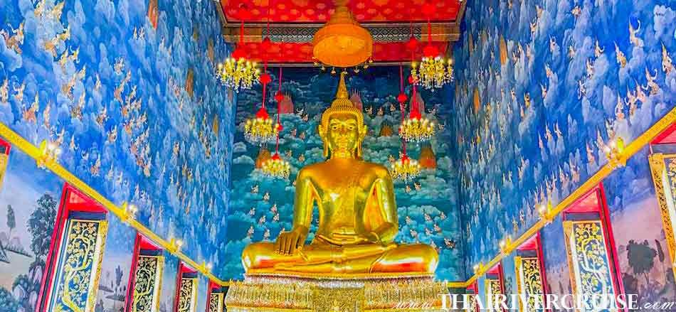 Wat Thewarat Kunchorn Worawiharn (วัดเทวราชกุญชร วรวิหาร)