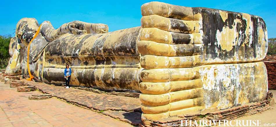 Wat Lokaya Sutharam, Ayutthaya Day Tours from Bangkok