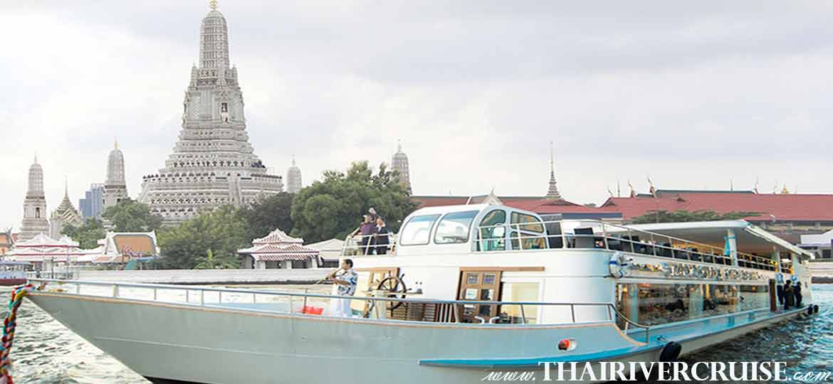 Ayutthaya Full Tour by White Orchid River Cruise with Lunch from Bangkok to Ayutthaya Thailand