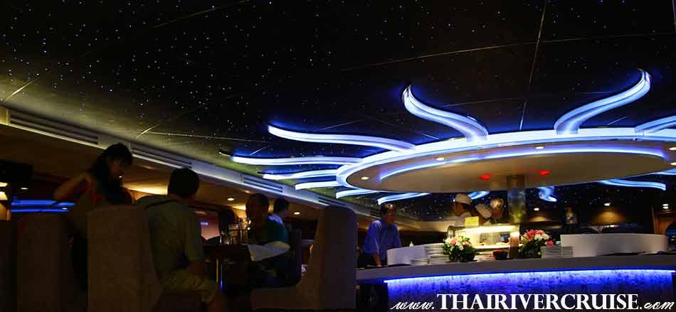 อลังการสวยหรู ด้วยแสงสีไฟ สุดคลาสิค บน วันเดอร์ฟูล เพิร์ล ครูซส์