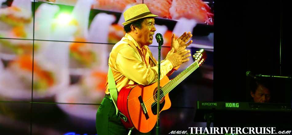 นักร้องเสียงดี ดนตรีไพเราะห์ สนุกสนานกับวงดนตรีชั้นนำจากประเทศ ฟิลิปปินส์ พร้อมนักร้องเสียงดี มืออาชีพ บน วันเดอร์ฟูล เพิร์ล ครูซส์