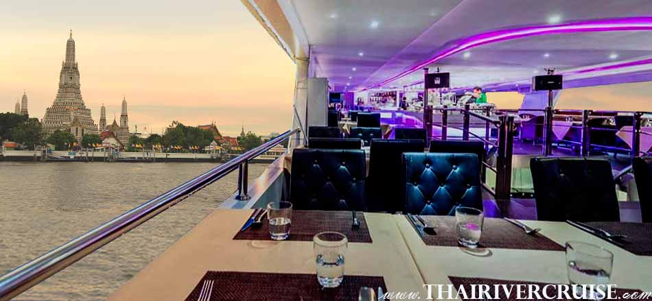 Bangkok Sunset Dinner Cruise Meridian Cruise Cheap Price Tickets Offer Now