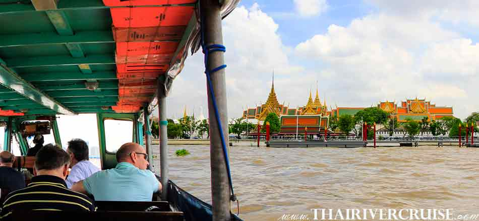Chao phraya boat tourBangkok river sightseeing with lunch, Best River Cruise Bangkok with Lunch on the Chaophraya River River