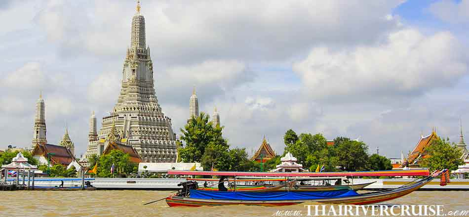 Longtails boat tour Chao phraya river cruise trip Bangkok with lunch,Best River Cruise Bangkok with Lunch on the Chaophraya River River