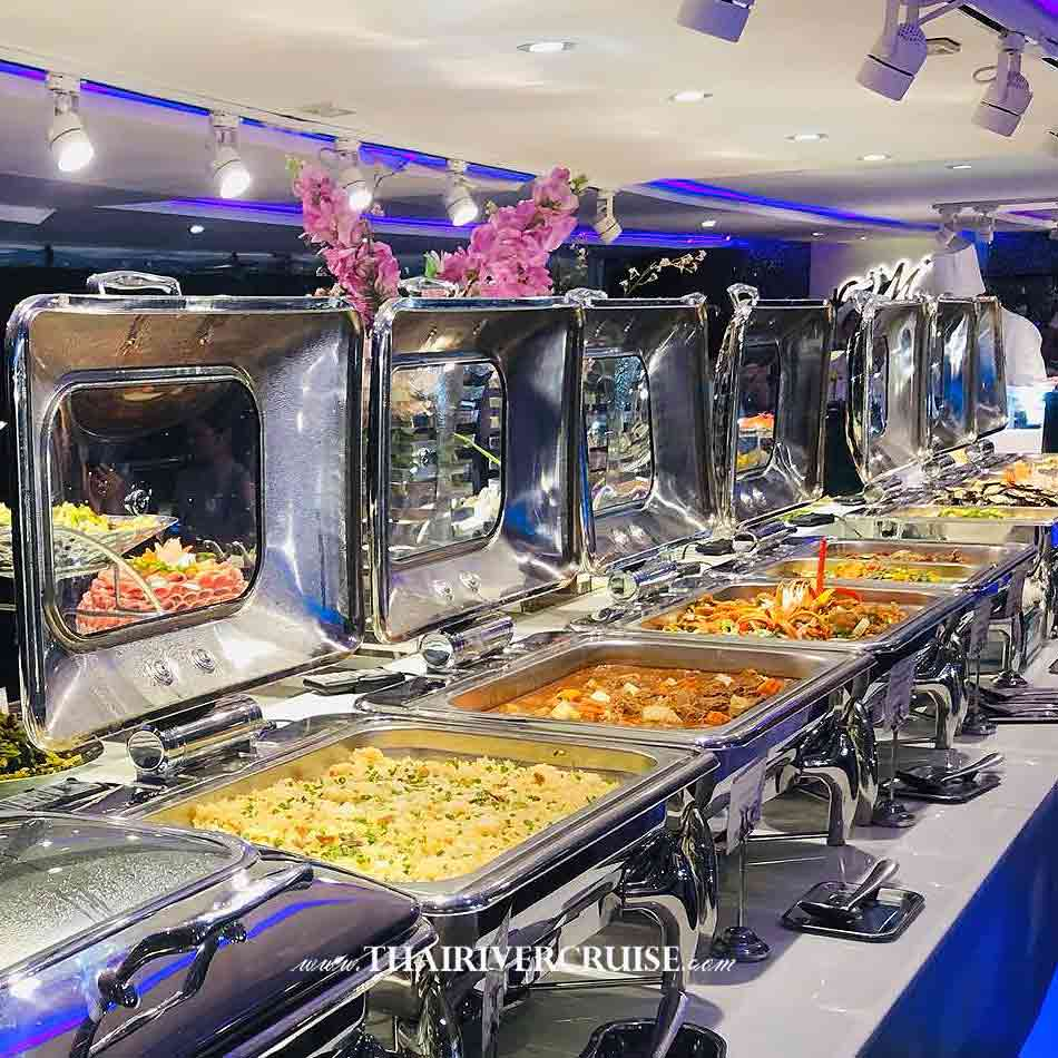 Meridian Cruise Bangkok Dinner Cruise Chaophraya River,Thailand.Meridian Cruise Bangkok Dinner Cruise Cheap Price Tickets Offer Now
