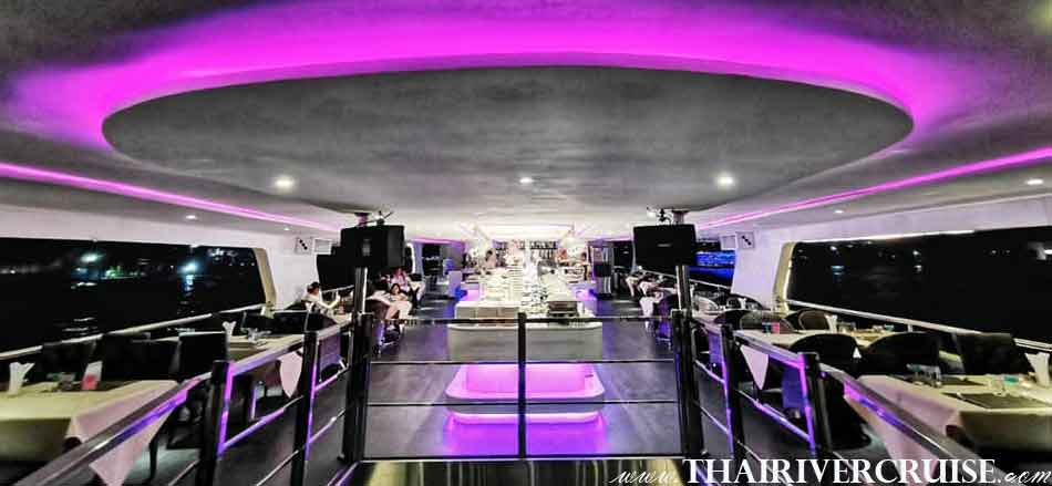 Meridian Cruise Bangkok Dinner Cruise Cheap Price Tickets Offer Now